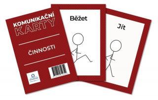 Komunikační karty PAS - Činnosti - Staněk Martin, PhDr. Mgr. [Karty]